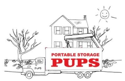 Picture of Canadian PUPS Portable Storage